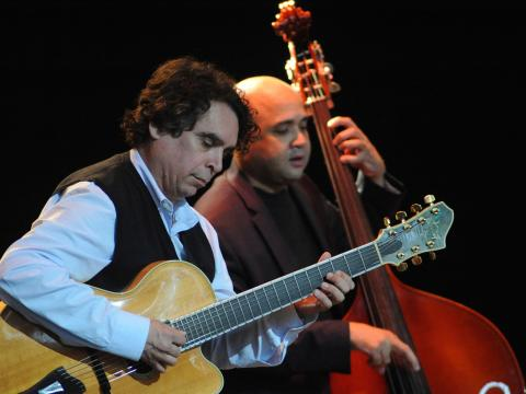 Instrumentalistas de Freihofer's Saratoga Jazz Festival